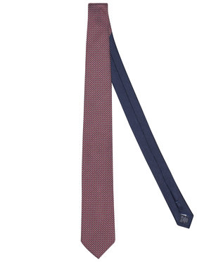 Tommy Hilfiger Tailored Tommy Hilfiger Tailored Kravata TT0TT08348 Bordová