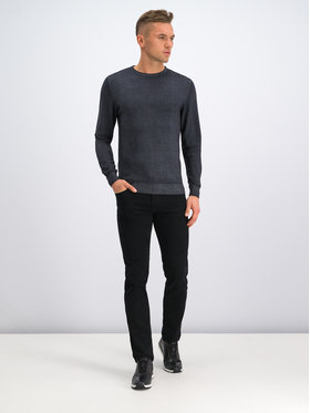 Digel Digel Pullover 1298001 Grau Regular Fit