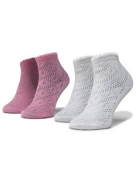 Mayoral Mayoral Комплект 2 чифта дълги чорапи детски 10785 Бял