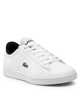 Lacoste Lacoste Sneakers Carnaby Evo 0121 1 Suj 7-42SUJ0002147 Alb
