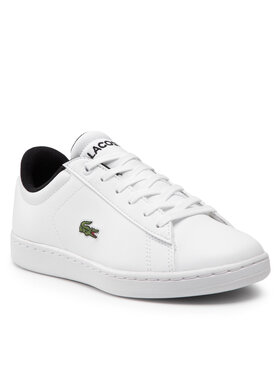 Lacoste Lacoste Sportcipő Carnaby Evo 0121 1 Suj 7-42SUJ0002147 Fehér