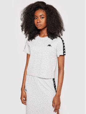 Kappa Kappa T-Shirt Inula 309090 Šedá Regular Fit