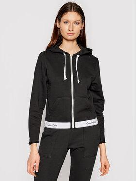 Calvin Klein Underwear Calvin Klein Underwear Majica dugih rukava Modern 000QS5667E Crna Regular Fit