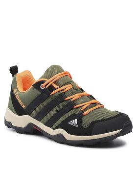 adidas adidas Buty Terrex AX2R K FX4185 Zielony