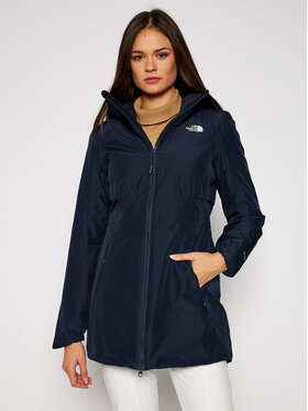 The North Face The North Face Парка Hikesteller NF0A3Y1GM6S1 Тъмносин Regular Fit