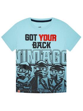 LEGO Wear LEGO Wear T-shirt 12010097 Blu Regular Fit