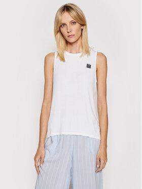 DKNY DKNY Pižamos marškinėliai YI2222454 Balta