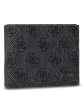 Guess Guess Veľká dámska peňaženka Vezzola Slg SMVEZL LEA24 Sivá
