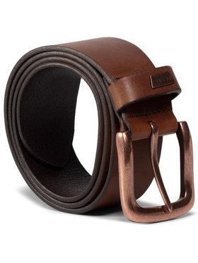 Levi's® Levi's® Pánský pásek 38016-0238 Hnědá