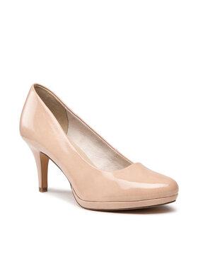 Tamaris Tamaris High Heels 1-22444-26 Beige