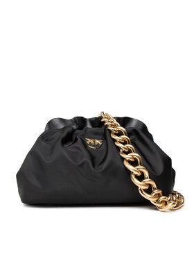 Pinko Pinko Дамска чанта Mini Chain Clutch Framed 4 Cl. AI 21-22 PLTT 1P22BF Y7FS Черен