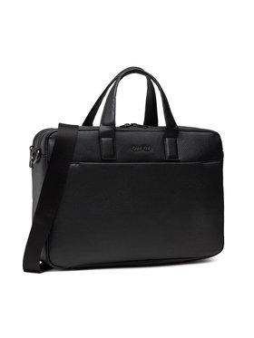 Calvin Klein Calvin Klein Geantă 2G Laptop Bag K50K506310 Negru