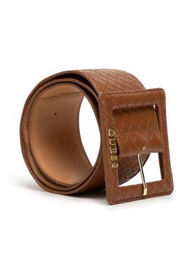 Guess Guess Moteriškas Diržas Not Coordinated Belts BW7521 P1370 Ruda