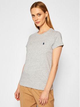 Polo Ralph Lauren Polo Ralph Lauren T-Shirt 211734144018 Šedá Regular Fit