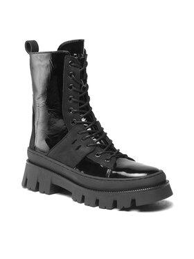 Carinii Carinii Outdoorová obuv B7509 Čierna
