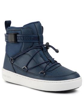 Moon Boot Moon Boot Обувки Pulse Jr Boy Newyork 34061100003 D Тъмносин