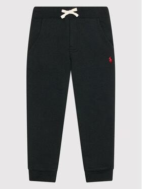 Polo Ralph Lauren Polo Ralph Lauren Долнище анцуг 323720897002 Черен Regular Fit