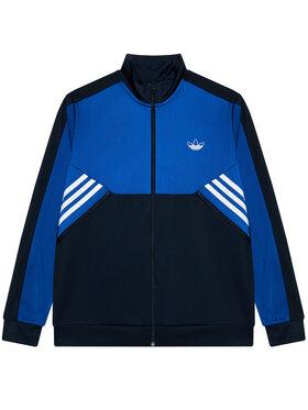 adidas adidas Μπλούζα Sprt Collection GN2414 Σκούρο μπλε Regular Fit