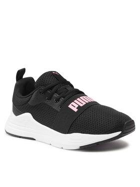 Puma Puma Sneakersy Wired Run Jr 374214 11 Černá