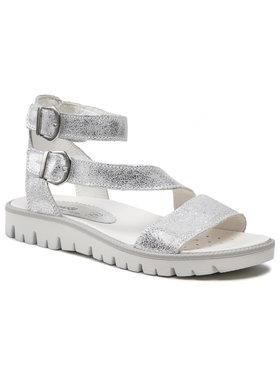 Primigi Primigi Sandály 3390600 D Stříbrná