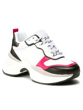 Guess Guess Sneakersy Jennea2 FL5JN2 FAB12 Biały