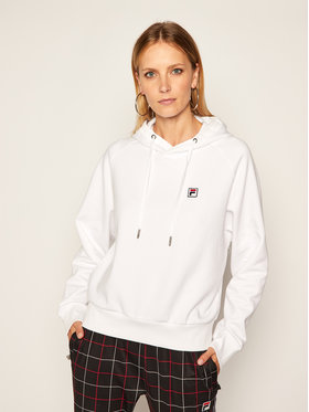 Fila Fila Sweatshirt Floresha 687272 Blanc Regular Fit