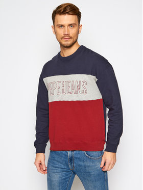 Pepe Jeans Pepe Jeans Sweatshirt Ismael PM581834 Bunt Relaxed Fit