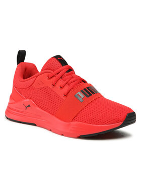 Puma Puma Sneakers Wired Run Jr 374214 05 Rosso