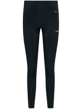 Carpatree Carpatree Leggings Yoga C-YP2HW-F Nero Slim Fit