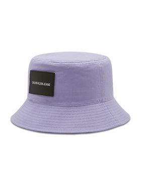 Calvin Klein Jeans Calvin Klein Jeans Текстилна шапка Sport Essentials K60K608023 Виолетов