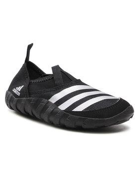 adidas adidas Topánky Jawpaw K B39821 Čierna