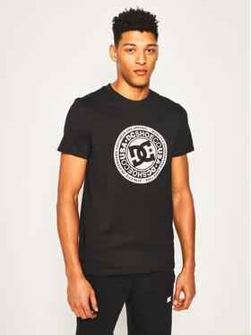DC Tričko EDYZT04084 Čierna Regular Fit