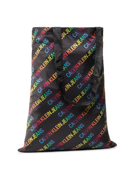 Calvin Klein Jeans Calvin Klein Jeans Сак Market Tote Pride K60K607388 Черен
