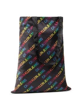 Calvin Klein Jeans Calvin Klein Jeans Taška Market Tote Pride K60K607388 Černá