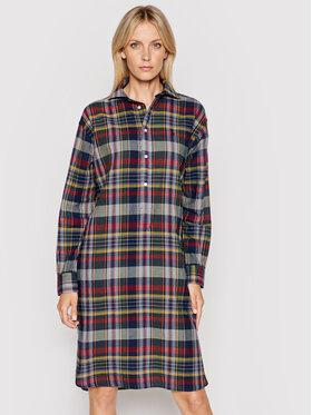 Polo Ralph Lauren Polo Ralph Lauren Sukienka koszulowa Lsl 211838952001 Kolorowy Regular Fit