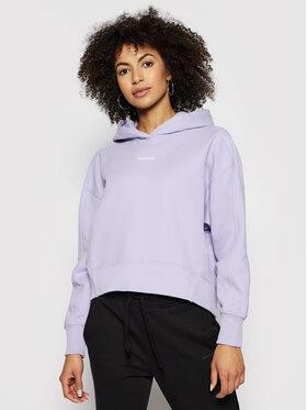 Calvin Klein Jeans Calvin Klein Jeans Sweatshirt J20J215462 Violet Regular Fit