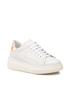 Baldinini Baldinini Sneakersy 167661P13Z2VLEXLTCE Biały