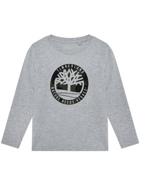 Timberland Timberland Chemisier T25R10 S Gris Regular Fit