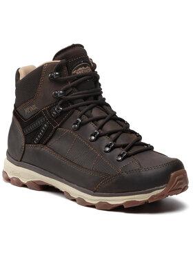 Meindl Meindl Παπούτσια πεζοπορίας Alabama 2464 Καφέ