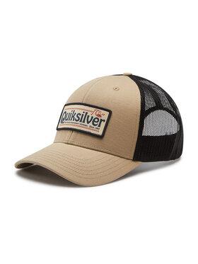 Quiksilver Quiksilver Șapcă AQYHA04572 Bej