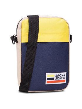 Jack&Jones Jack&Jones Ľadvinka Jacjamie Small Slingbag 12158443 Tmavomodrá