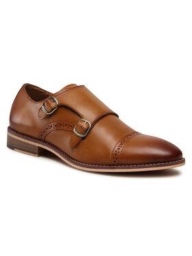 QUAZI QUAZI Κλειστά παπούτσια QZ-47-06-001046 Καφέ