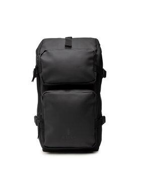 Rains Rains Zaino Charger Backpack 1386 Nero