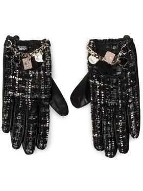 KARL LAGERFELD KARL LAGERFELD Dámske rukavice 206W3607 Čierna