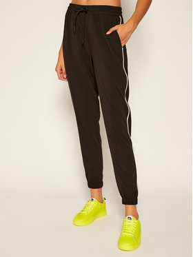 Calvin Klein Jeans Calvin Klein Jeans Текстилни панталони J20J214301 Черен Regular Fit