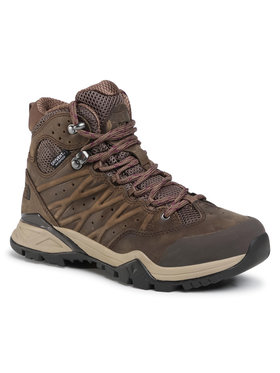 The North Face The North Face Scarpe da trekking Hedgehog Hike II Mid Wp NF0A4PF6GSQ1 Marrone