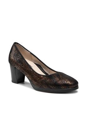 Rieker Rieker Κλειστά παπούτσια 49560-03 Χρυσό