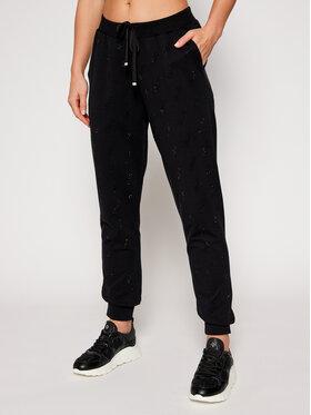 Liu Jo Liu Jo Teplákové nohavice TF0039 F0811 Čierna Regular Fit
