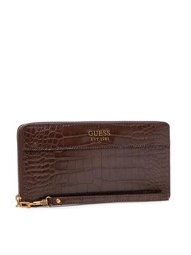Guess Guess Velká dámská peněženka SWCB78 70630 Hnědá