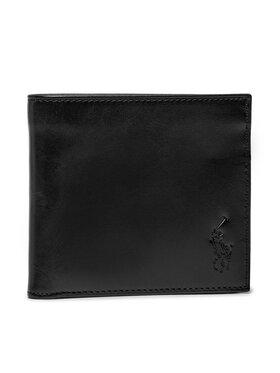 Polo Ralph Lauren Polo Ralph Lauren Velká pánská peněženka Int Pp Bfc-Wlt-Sma 405845399001 Černá
